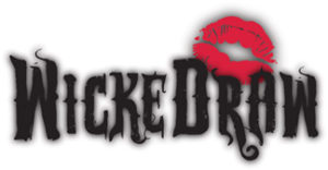 WickeDraw open drawing sessions logo