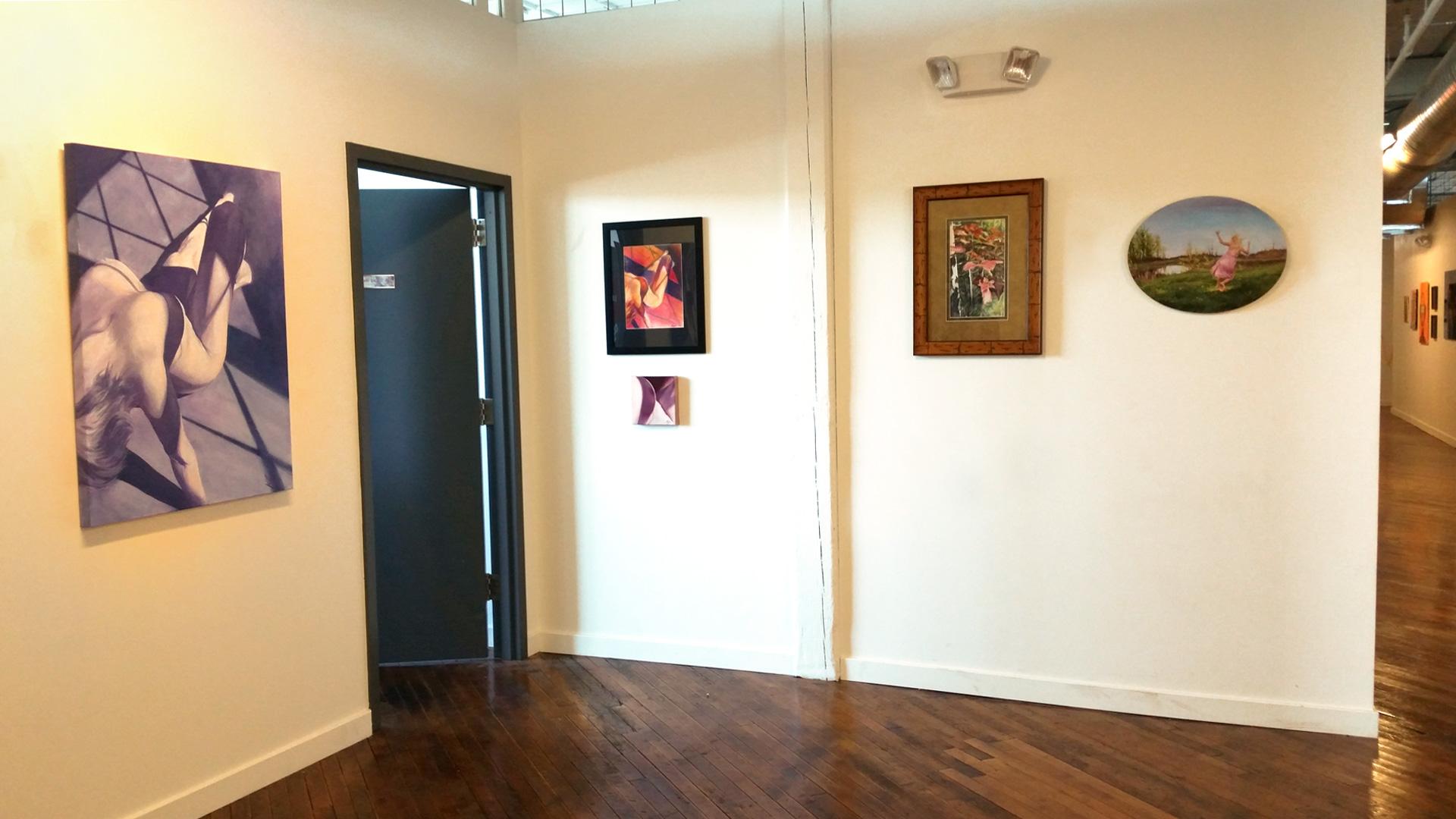 Studio hall gallery